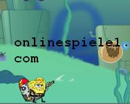 Sponge Bob and Patric dirty bubble busters spiele online