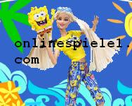 Spongebob Barbie Loves spiele online