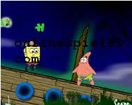 Spongebob ghostly gold grab gratis spiele