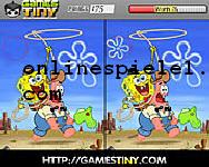 SpongeBob the secret Spongebob online spiele