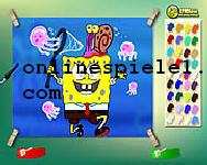 Spongebob with jelly fish spiele online